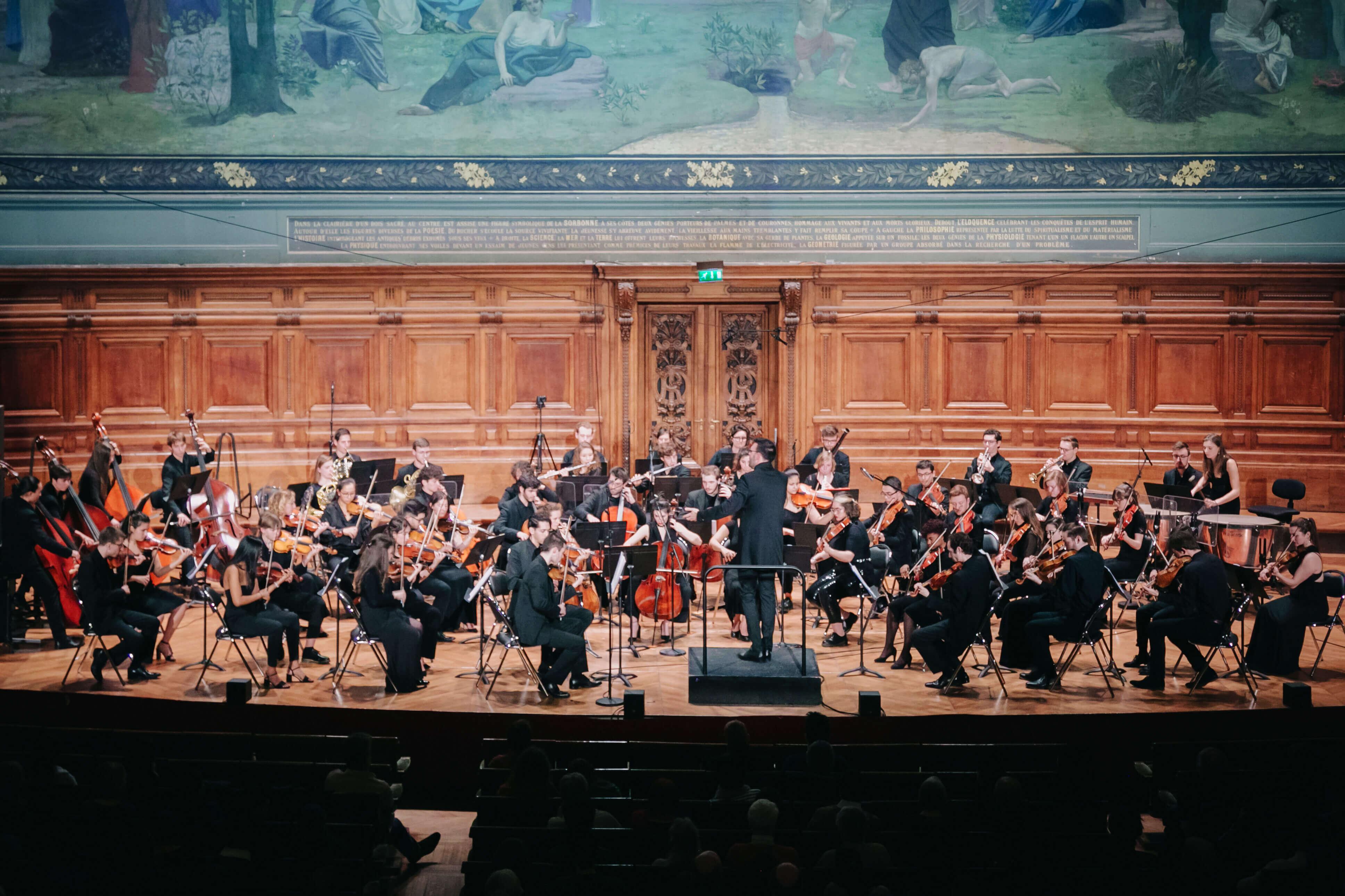 Orchestra Radio Zeta Calendario.2019 Florence Youth Festival